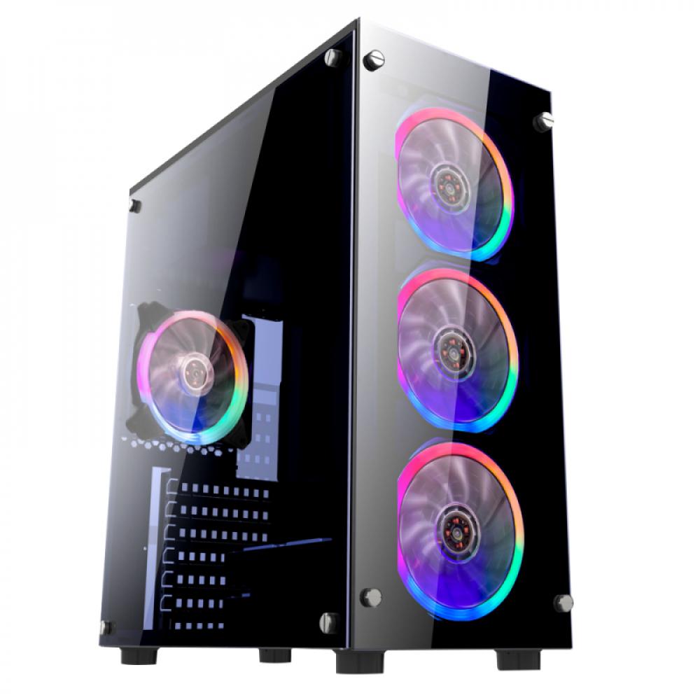 MXT AMD Ryzen 5 1600 8GB\240 SSD\Radeon RX 470 4GB\500W