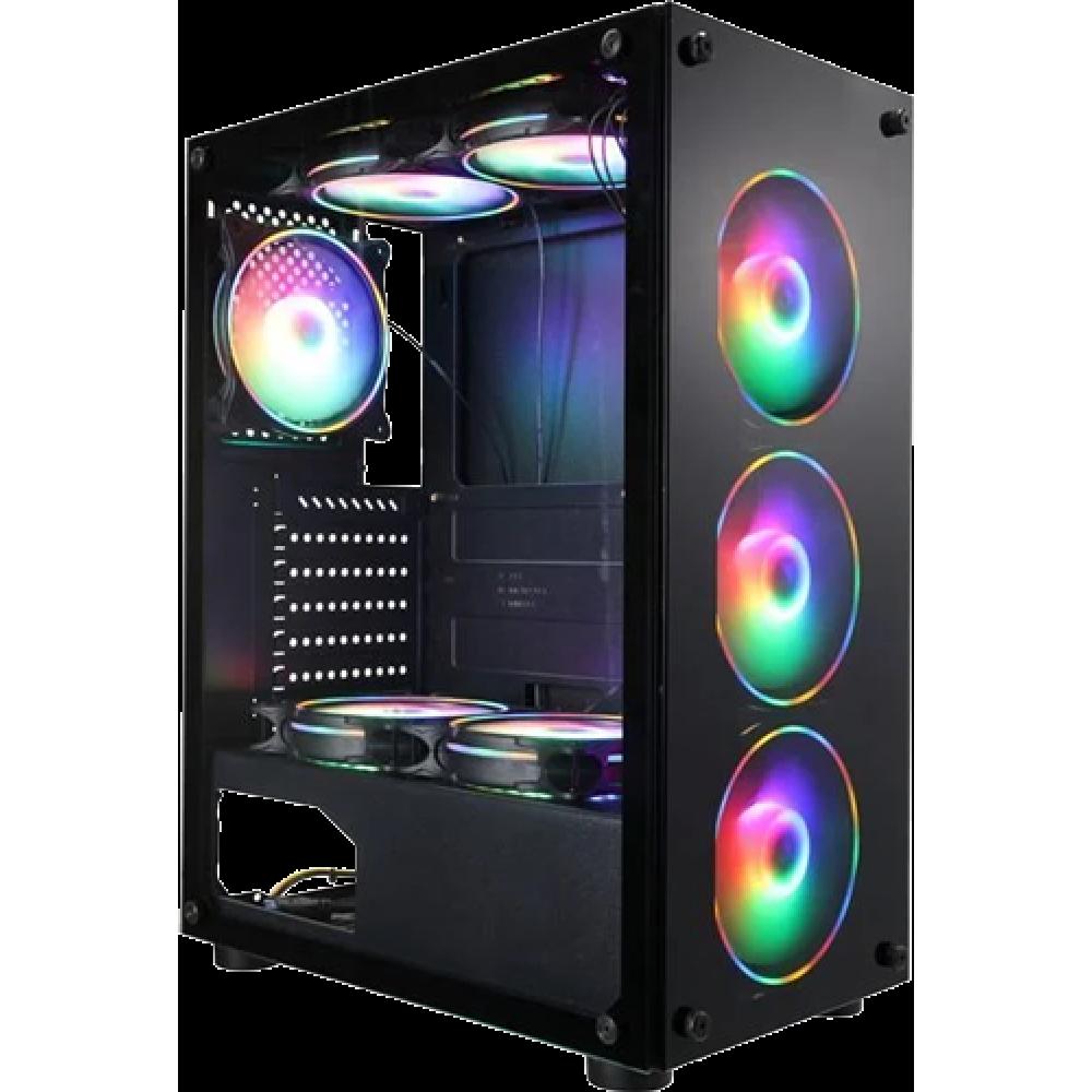 MXT AMD RYZEN 5 3350G\8GB DDR4\240GB SSD\Radeon RX 580 4GB\500W