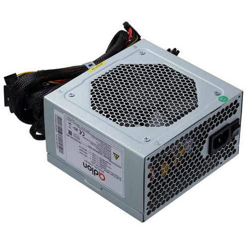 БЛОК ПИТАНИЯ QD650 85+ ATX QD650 85+,650W 85+ real,12cm fan, 24+4pin, CPU4+4,PCI-E 6+2 to 6+2pin,5*sata,3*molex,1*fdd pin, input 230V,I/O switch, power cord 1.5m