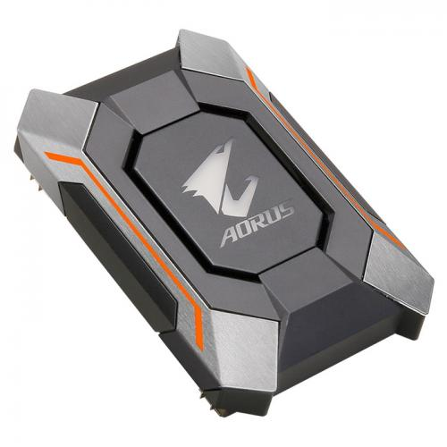 AORUS SLI HB bridge RGB (2 slot spacing), (GC-A2WAYSLIL RGB) RTL {20}
