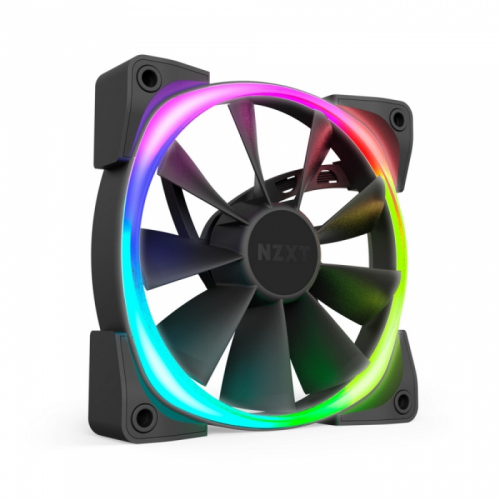 NZXT Aer RGB 2 - Single 120mm [HF-28120-B1]  RTL {40}