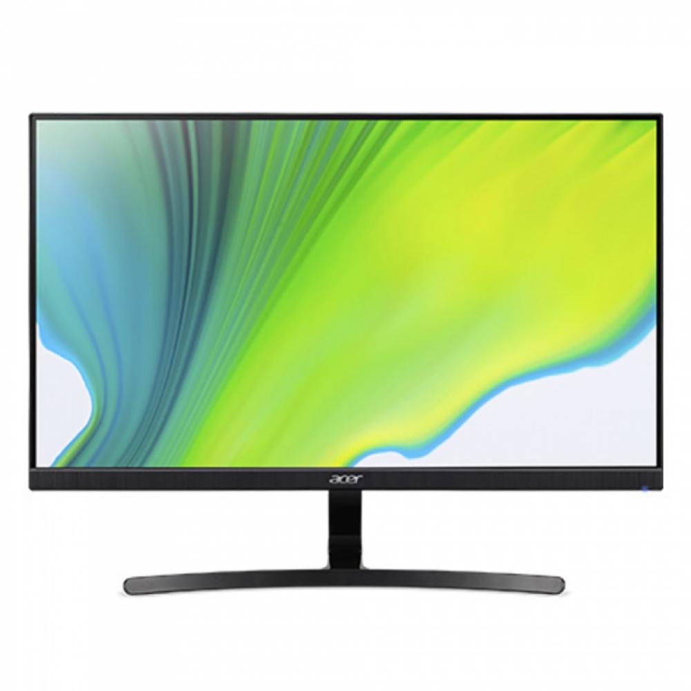 "27"" ACER K273bmix Black (IPS, 1920x1080, D-sub+HDMI, 1 ms, 178°/178°, 250 cd/m, 1000:1, MM), (085409)"