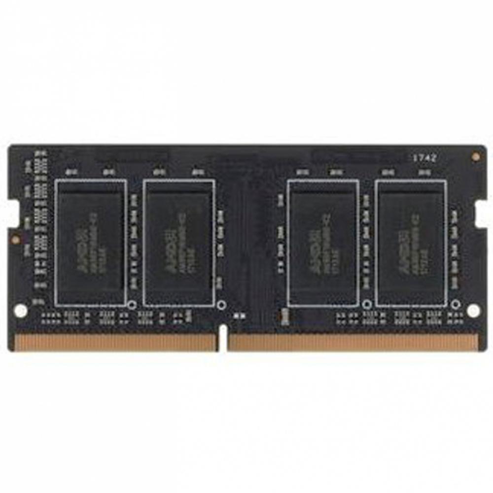4GB AMD Radeon™ DDR3 1600 SO DIMM R5 Entertainment Series Black R534G1601S1S-U Non-ECC, CL11, 1.5V, Retail (180909)