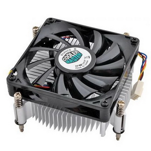STD cooler DP6-8E5SB-PL-GP LGA1156 82W PWM 2600RPM RTL {32}  (480)